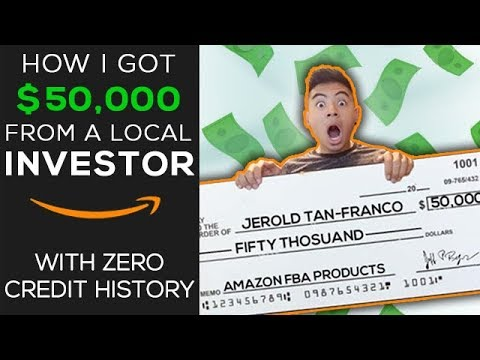 How To Find Investors/Loans For Your Amazon FBA Business | INVENTORY FINANCING