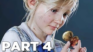 RESIDENT EVIL 2 REMAKE Walkthrough Gameplay Part 4 - CHIEF (RE2 CLAIRE)