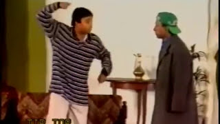 amanullah vs sohail ahmad vs mastana very funny clip punjabi stage drama haye oye 4