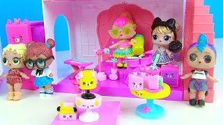 Download Куклы Лол Мультик! Школьный Концерт Блестящих Пупсов Лол! Детский мультик! Видео для детей Video
