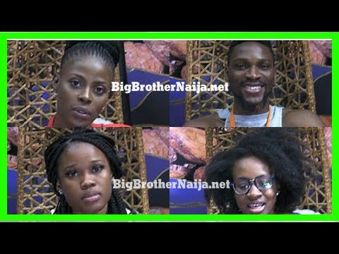 #BBNaija Day 64: Week 10 Nominations Results | Big Brother Naija: Double Wahala 2018