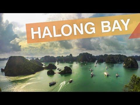 3em3 :: Halong Bay - Vietnã :: Ep.08 :: Como é fazer o cruzeiro de 3 dias