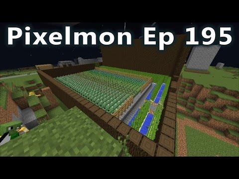 Minecraft - Pixelmon Ep. 195 - Removing 500 Apricorns.