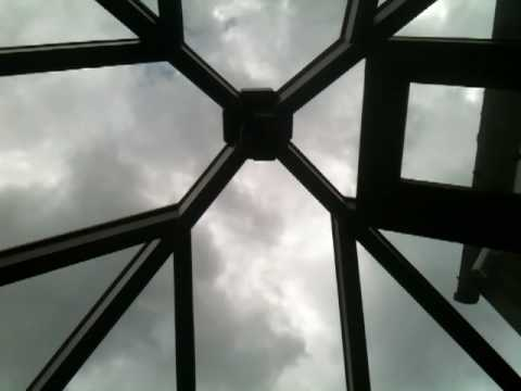 Pyramid Roof Internal -  Howells Glazing