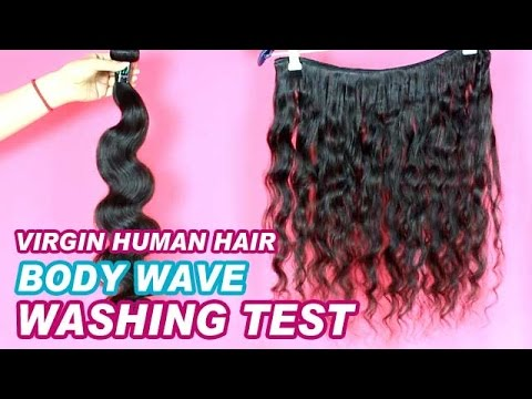 Co-washing Tutorial || Lavyhair Affordable Brazilian Body Wave
