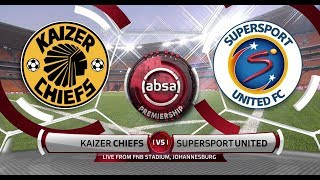 Premiership 2019/20 | Kaizer Chiefs vs SuperSport Utd | Highlights