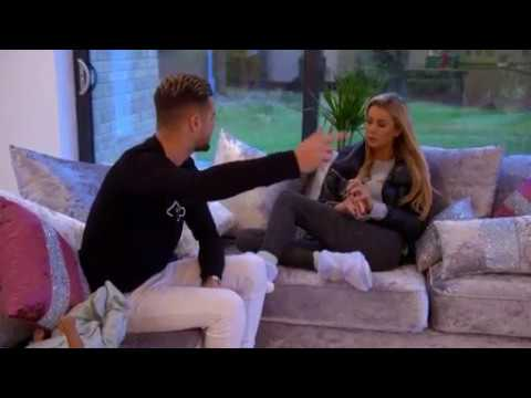Chris and Olivia: Crackin' On   New ITV Clip!