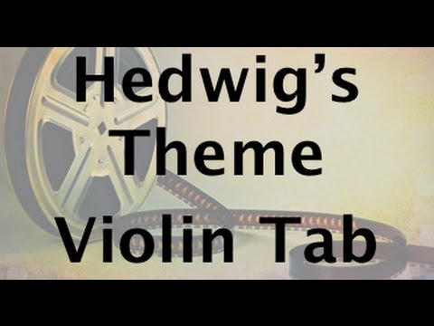 Learn Hedwigs Theme on Violin - How to Play Tutorial