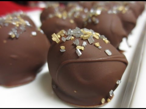 How To Make Milk Chocolate Truffles