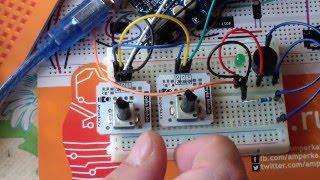 Amazing! RFID cat door using Arduino Full Tutorial - YouTube