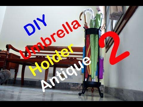 DIY Umbrella Holder 3 - Antique Style 2 - Weekend Welding Warrior
