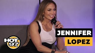 J. Lo on the Strip Club w/A. Rod,  Advice to Her Younger Self + New Music