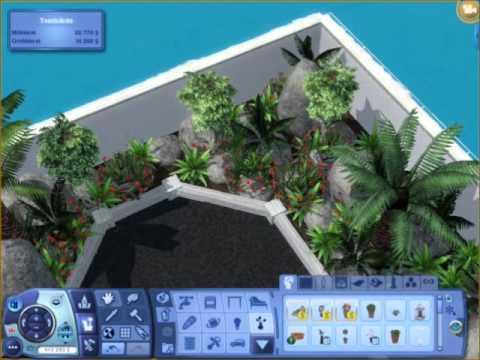 Tutorial: How to make a houseboat garden