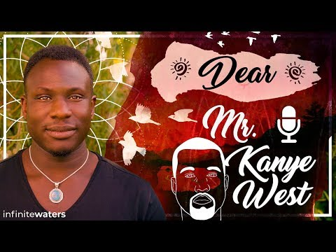 DEAR MR KANYE WEST