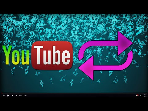 Repeat Music And YouTube Videos Forever Automatically