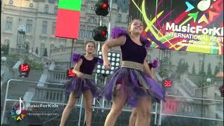 Zaklin Kostandinova - If Love Was A Crime @ Musicforkids International Festival Iasi Romania 2017