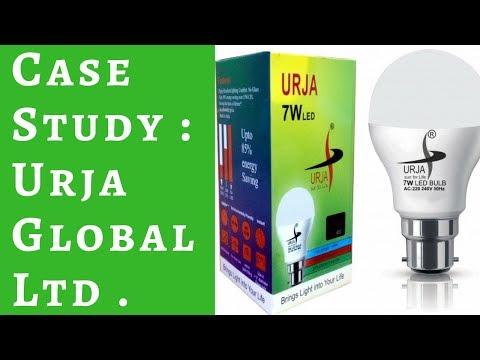 Case study : Urja Global .