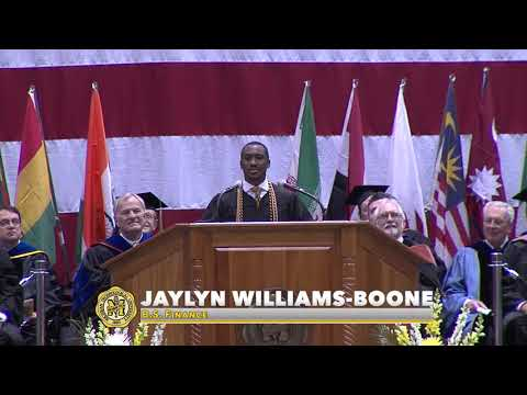 Commencement - Spring 2018 - Full Ceremony