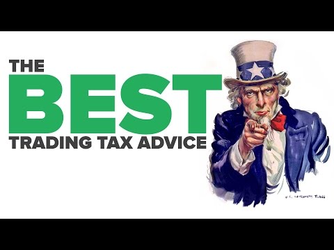 Stocks & Options Trading: The Best Tax Advice