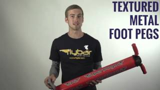 Super 2 Pogo Stick by Flybar