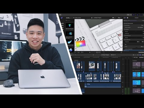 How I Edit My YouTube Videos! (Final Cut Pro X)