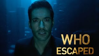 Lucifer - Season 2 - Who Escaped Hell? (2016)