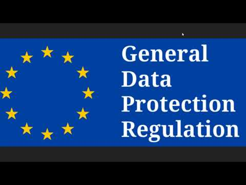 What is GDPR and how it will affect you General Data Protection Regulation