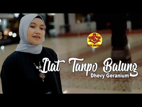 Download Lagu Dhevy Geranium Ilat Tanpo Balung Mp3