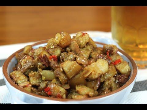 Crispy Pork Sisig _ Filipino Sisig Recipe _ How To Make Filipino Sisig
