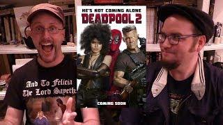 Deadpool 2 - Sibling Rivalry