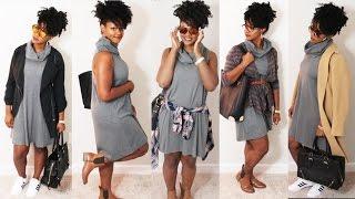 Fall Fashion Lookbook - All Flats | 5 Looks 1 Dress  | 40  | Borderhammer
