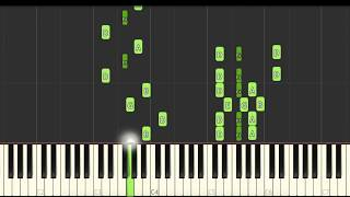 Mike Posner - Move On (Piano Tutorial)