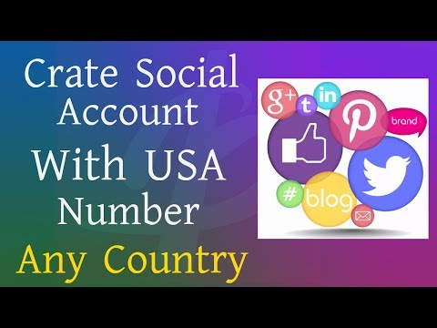 How to Create Free Unlimited USA Phone Number, Verify What's app , viber , Imo EtcI || Bright Coder