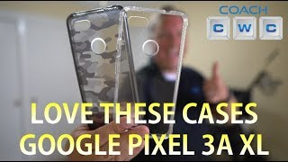 Best Cases for Your Google Pixel 3a /3a XL for Under $20