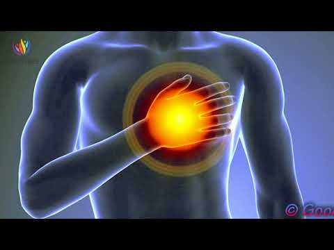 Chest Pain Relief & Healing Frequency ➤Theta Binaural Beats➤ Chest Pain Relief Sound Therapy