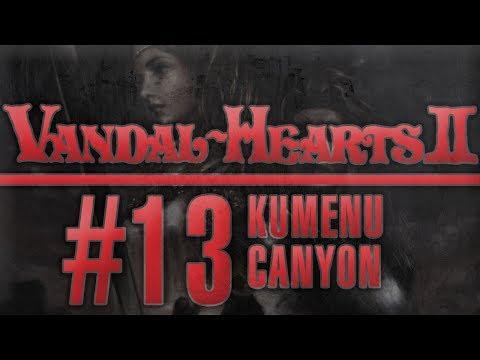 Let's Play Vandal Hearts II - [13] Kumenu Canyon