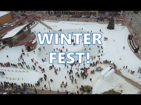 Wausau's 2018 Winterfest! (ready for fun!?)
