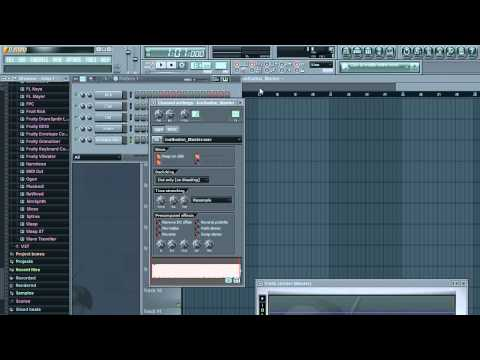 FL STUDIO - Tutorials - Import .WAV and .MP3 files into your project.