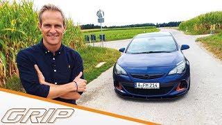 Dreikampf der Kompakt-Klasse-Kracher! I Opel Astra OPC, Renault Mégane R.S., Golf GTI I GRIP