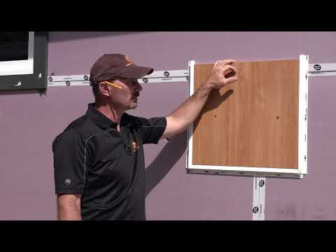 How To Install J Channel (Vinyl Siding)