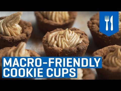 Macro-Friendly Protein Cookie Cup | Myprotein Recipe