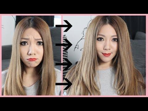 INSTANT HAIR VOLUME!! 3 WAYS TO ACHIEVE IT