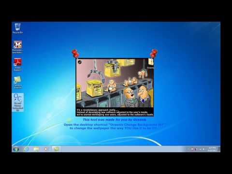 Have Desktop Wallpapers On Windows 7 Starter