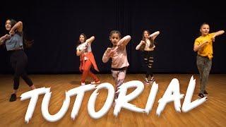 Download Ariana Grande - 7 Rings (Dance Tutorial) | Easy Kids Choreography | MihranTV Video
