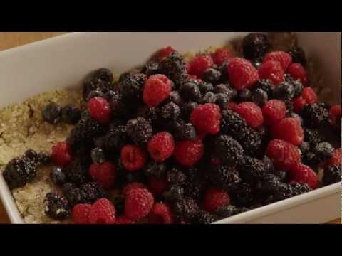 How to Make Triple Berry Crisp   Allrecipes.com