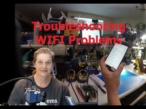 Troubleshooting iPhone WiFi problems