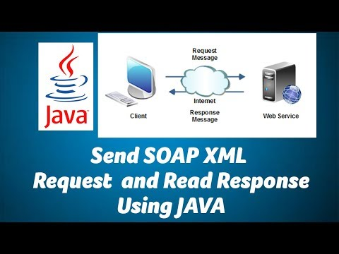 JAVA - Send SOAP XML Request and Read Response