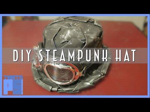 DIY Steampunk Hat