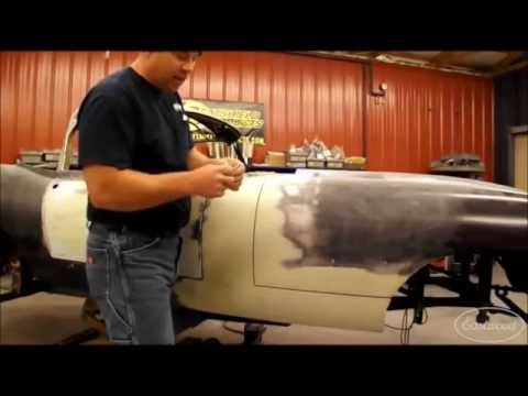 How To Get Perfect Panel Gaps - Doors, Fenders, Hood - Car Resto Tricks - TC Penick and Eastwood