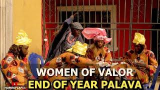 WOMEN OF VALOR 2 XMAS SHARES | Homeoflafta comedy